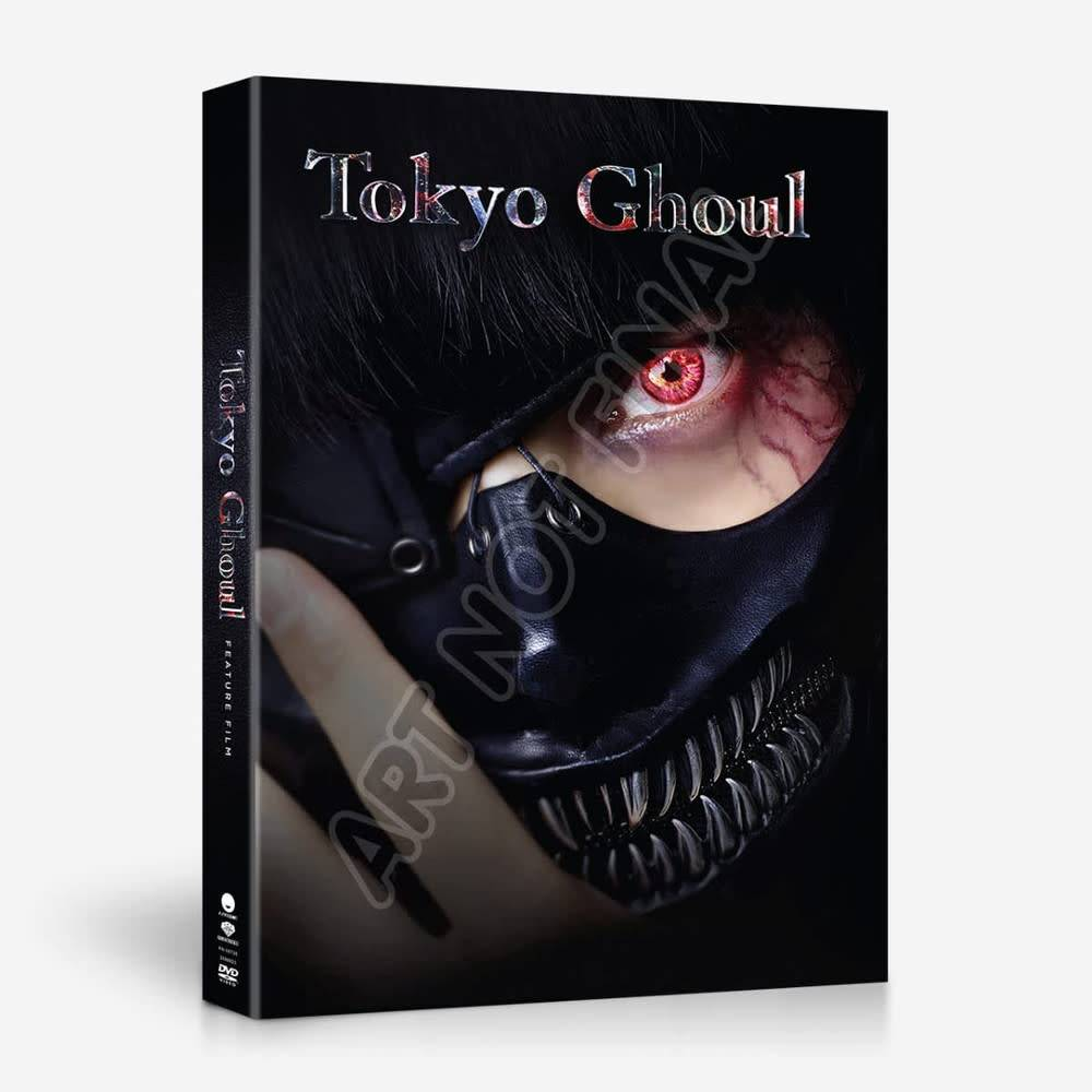 Funimation Entertainment Tokyo Ghoul the Movie DVD