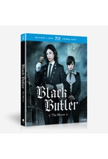 Funimation Entertainment Black Butler the Movie (Live Action) Blu-Ray/DVD
