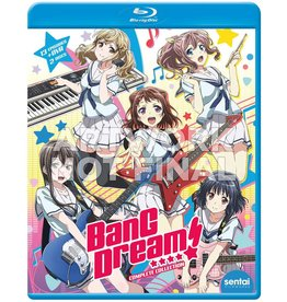 Sentai Filmworks BanG Dream! Blu-Ray