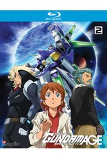 Nozomi Ent/Lucky Penny Mobile Suit Gundam AGE Collection 2 Blu-Ray