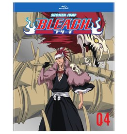 Viz Media Bleach Set 4 Blu-Ray