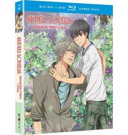 Funimation Entertainment Super Lovers Season 2 Blu-Ray/DVD