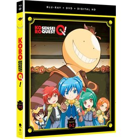 Funimation Entertainment Koro Sensei Quest! Blu-Ray/DVD