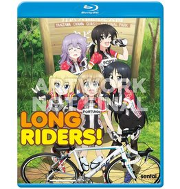 Sentai Filmworks Long Riders Blu-Ray