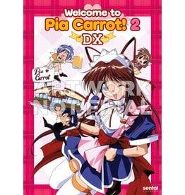 Sentai Filmworks Welcome to Pia Carrot! 2 DX DVD