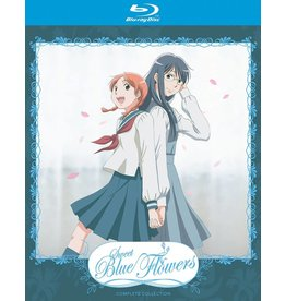 Nozomi Ent/Lucky Penny Sweet Blue Flowers Complete Series Blu-Ray