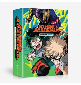 Funimation Entertainment My Hero Academia Season 2 Part 2 Blu-Ray/DVD LE