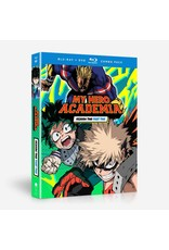 Funimation Entertainment My Hero Academia Season 2 Part 2 Blu-Ray/DVD