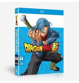 Funimation Entertainment Dragon Ball Super Part 4 Blu-Ray
