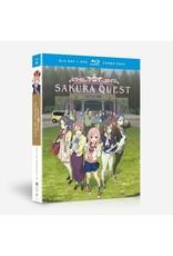 Funimation Entertainment Sakura Quest Part 1 Blu-Ray/DVD