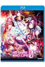 Sentai Filmworks No Game No Life Zero Blu-Ray