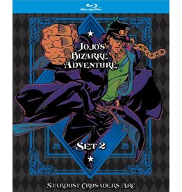 Viz Media Jojo's Bizarre Adventure Season 2 Limited Edition Blu-Ray