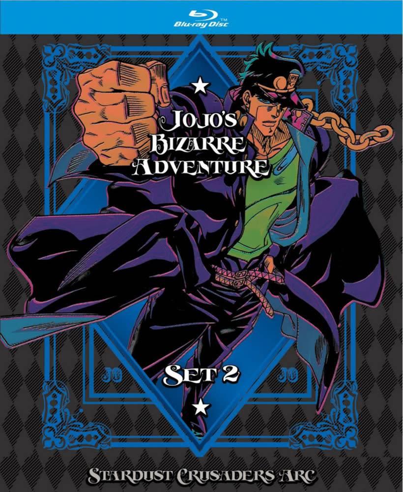 Viz Media Jojo's Bizarre Adventure Season 2 LE