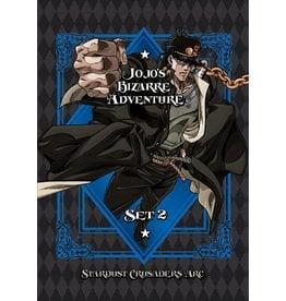 Viz Media Jojo's Bizarre Adventure Season 2 DVD