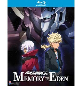 Nozomi Ent/Lucky Penny Mobile Suit Gundam AGE Memory of Eden OVA Blu-Ray