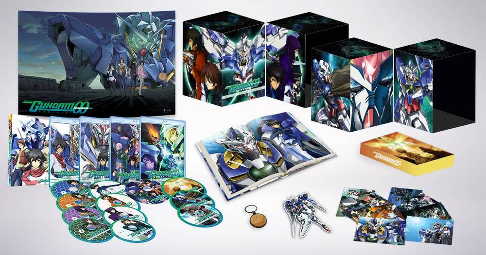 Nozomi Ent/Lucky Penny Mobile Suit Gundam 00 10th Anniversary Ultra Edition Blu-Ray
