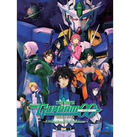 Nozomi Ent/Lucky Penny Mobile Suit Gundam 00 Awakening Of The Trailblazer Movie DVD