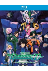 Nozomi Ent/Lucky Penny Mobile Suit Gundam 00 Awakening Of The Trailblazer Movie Blu-Ray