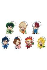 My Hero Academia Tojicolle Rubber Mascot Vol.2