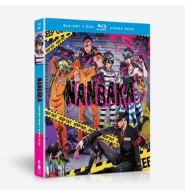 Funimation Entertainment Nanbaka Part 1 Blu-Ray/DVD