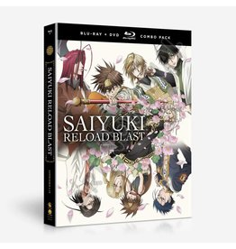 Funimation Entertainment Saiyuki Reload Blast Blu-Ray/DVD