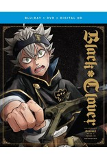 Funimation Entertainment Black Clover Season 1 Part 1 Blu-Ray/DVD