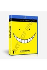 Funimation Entertainment Assassination Classroom Season 1 Blu-Ray