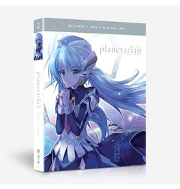 Funimation Entertainment Planetarian OVAs + Movie Blu-Ray/DVD