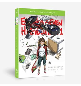 Funimation Entertainment Eureka Seven Hi-Evolution 1 Movie Blu-Ray/DVD