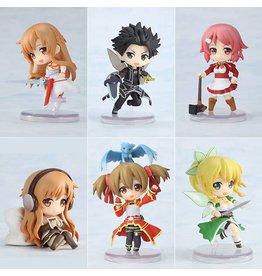Sword Art Online Niitengo DX Figurines Full Box