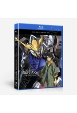 Funimation Entertainment Mobile Suit Gundam Iron-Blooded Orphans S1 Blu-Ray
