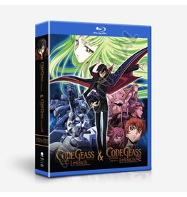 Funimation Entertainment Code Geass Complete Series Blu-Ray