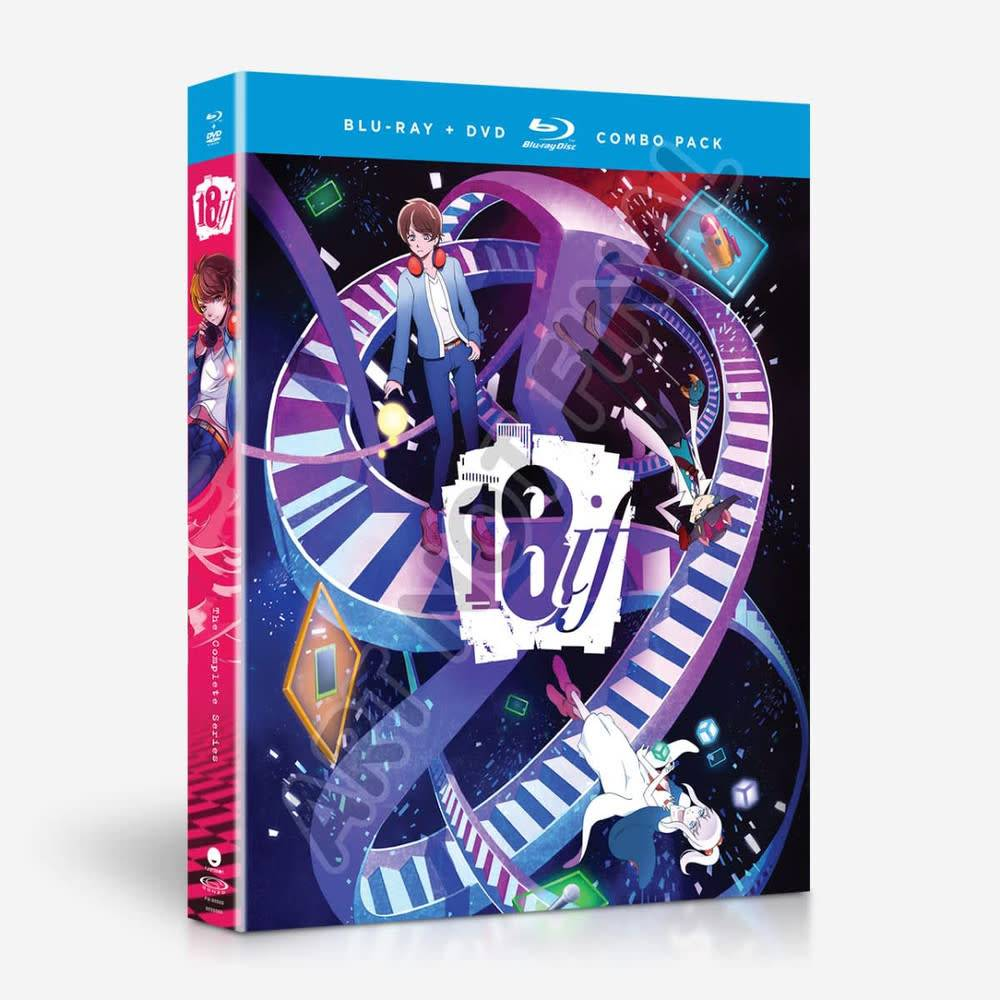 Funimation Entertainment 18if Blu-Ray/DVD