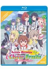 Sentai Filmworks Action Heroine Cheer Fruits Blu-Ray