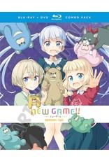 Funimation Entertainment New Game!! Season 2 Blu-Ray/DVD