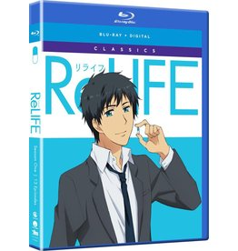 Funimation Entertainment ReLIFE Classics Blu-Ray