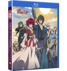 Funimation Entertainment Yona of the Dawn Complete Series Blu-Ray