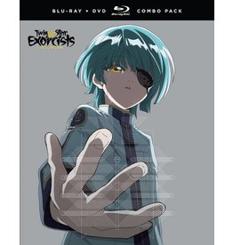Funimation Entertainment Twin Star Exorcists Part 2 Blu-Ray/DVD
