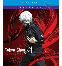 Funimation Entertainment Tokyo Ghoul Season 2 Classics Blu-Ray