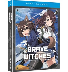 Funimation Entertainment Brave Witches Blu-Ray/DVD