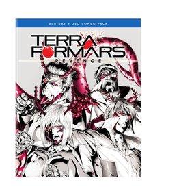 Viz Media Terra Formars Revenge Blu-Ray/DVD