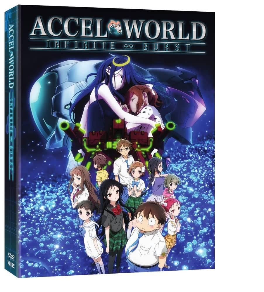 Viz Media Accel World Infinite Burst DVD