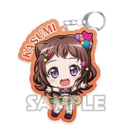Bushiroad BanG Dream! Kiratto Acrylic Keychain (Poppin' Party)