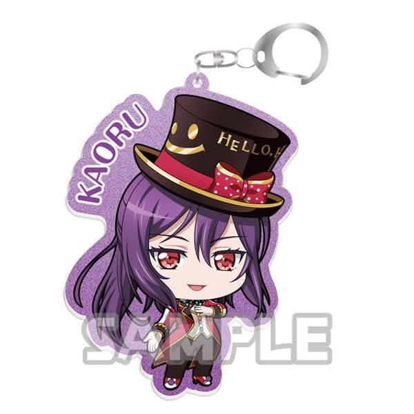 Bushiroad BanG Dream! Kiratto Acrylic Keychain (Hello,Happy World)