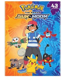 Viz Media Pokemon Sun and Moon (Season 20) DVD