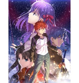 Aniplex of America Inc Fate/Stay Night Heaven's Feel I - Presage Flower LE Blu-Ray