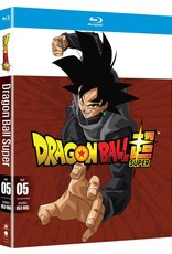 Funimation Entertainment Dragon Ball Super Part 5 Blu-Ray