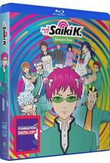 Funimation Entertainment Disastrous Life Of Saiki K, The Season 1 Blu-Ray