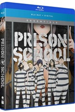 Funimation Entertainment Prison School Essentials Blu-Ray