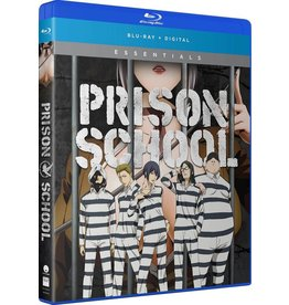Funimation Entertainment Prison School Essentials Blu-Ray